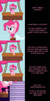 Pinkie Pie Says Goodnight: Simple Ponyclock
