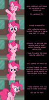 Pinkie Pie Says Goodnight: Double Trouble by MLP-Silver-Quill