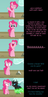 Pinkie Pie Says Goodnight: Moving Forward