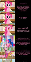 Pinkie Pie Says Goodnight: Retrospective