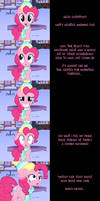 Pinkie Pie Says Goodnight: The Message