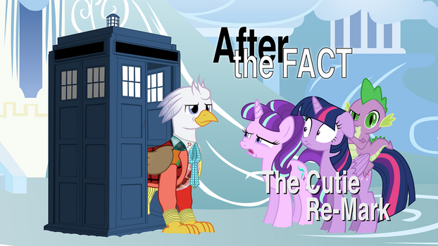 After the Fact: The Cutie Re-Mark by MLP-Silver-Quill