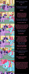 Pinkie Pie Says Goodnight: Bunker Busters by MLP-Silver-Quill