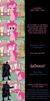 Pinkie Pie Says Goodnight: Ideas