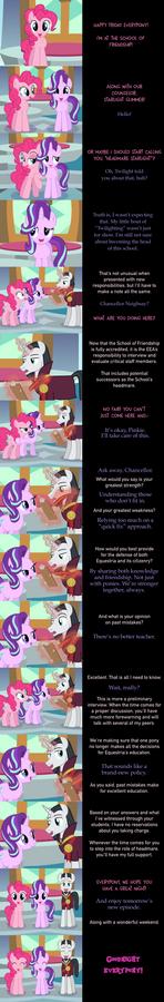 Pinkie Pie Says Goodnight: Evaluation