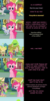 Pinkie Pie Says Goodnight: Smoozer by MLP-Silver-Quill