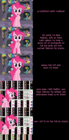 Pinkie Pie Says Goodnight: And Counting