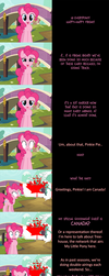 Pinkie Pie Says Goodnight: Canada Day by MLP-Silver-Quill