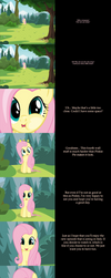 Fluttershy Says Goodnight: 4th Wall by MLP-Silver-Quill