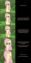 Fluttershy Says Goodnight: Comments
