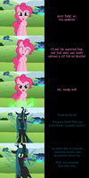 Pinkie Pie Says Goodnight: Chrysalis Day