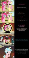 Pinkie Pie Says Goodnight: Villains