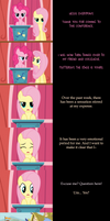 Pinkie Pie Says Goodnight: Press Conference