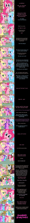 Pinkie Pie Says Goodnight: Solutions