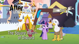 After the Fact: The Square Root of Discord