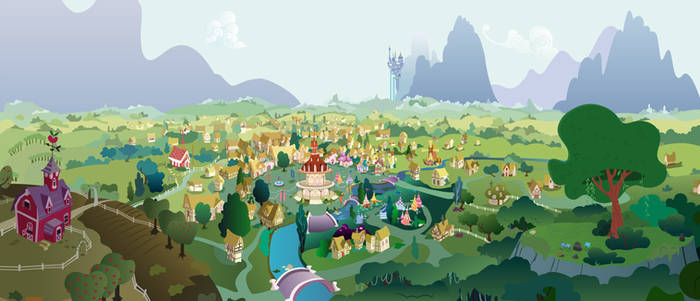 Ponyville and Beyond
