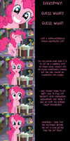 Pinkie Pie Says Goodnight: Schrodinger's Gift