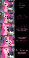 Pinkie Pie Says Goodnight: Crisis of Subconscious