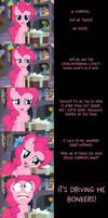Pinkie Pie Says Goodnight: Crisis of Subconscious