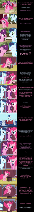 Pinkie Pie Says Goodnight: Slowpoke