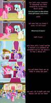 Pinkie Pie Says Goodnight: Ambition