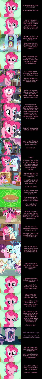 Pinkie Pie Says Goodnight: The Story So Far