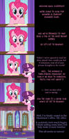 Pinkie Pie Says Goodnight: Starlight's Diary 1