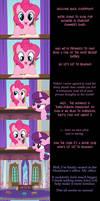 Pinkie Pie Says Goodnight: Starlight's Diary 1