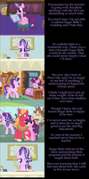 Pinkie Pie Says Goodnight: Starlight's Journal 2