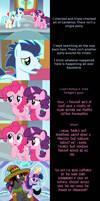 Pinkie Pie Says Goodnight: Always Darkest