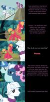 Pinkie Pie Says Goodnight: Double Diamond Approach