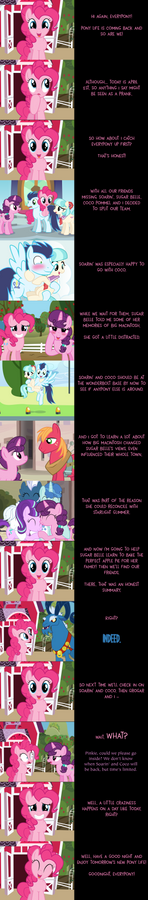 Pinkie Pie Says Goodnight: Honest Summary