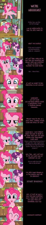 Pinkie Pie Says Goodnight: Pied Perfection