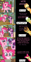 Pinkie Pie Says Goodnight: Apple Family Commentary