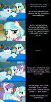 Pinkie Pie Says Goodnight: Nagging Voice