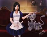 Alice y Cheshire