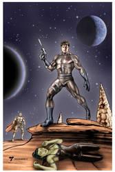 Adam Zero 1 Cover Image 2007