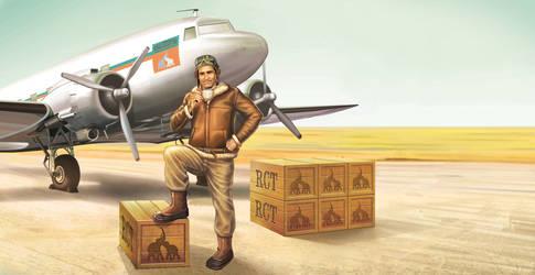 Regal Ceylon Tea Pilot