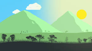 Green landscape 1.1