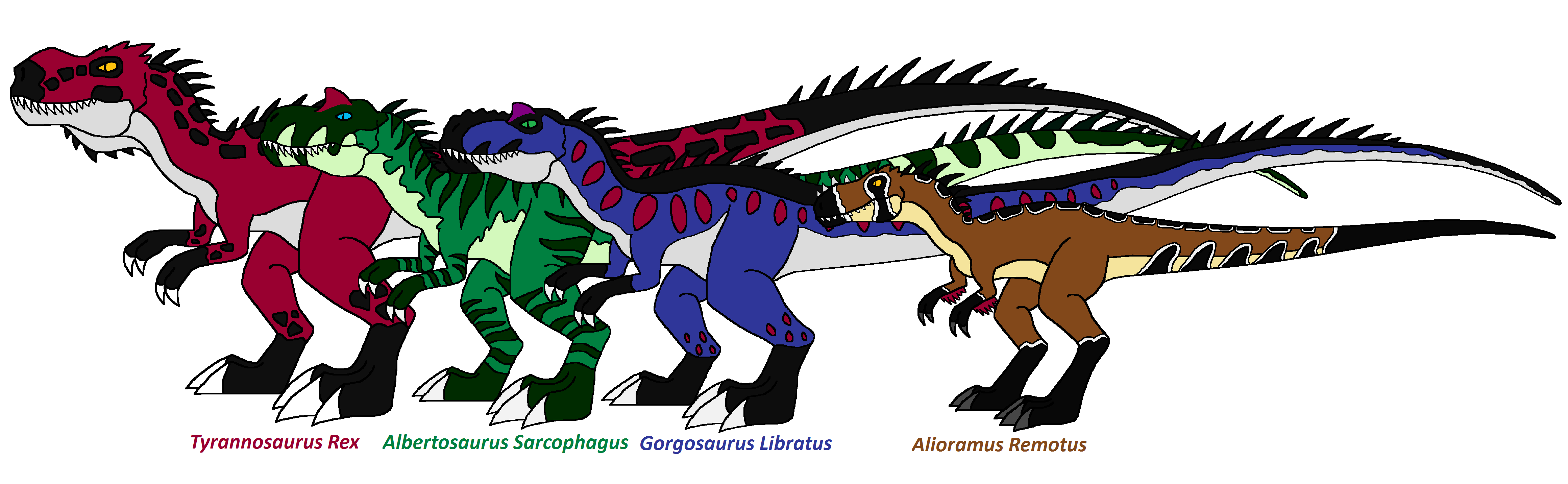 Spinosaurus Size Comparison | www.imgkid.com - The Image ...