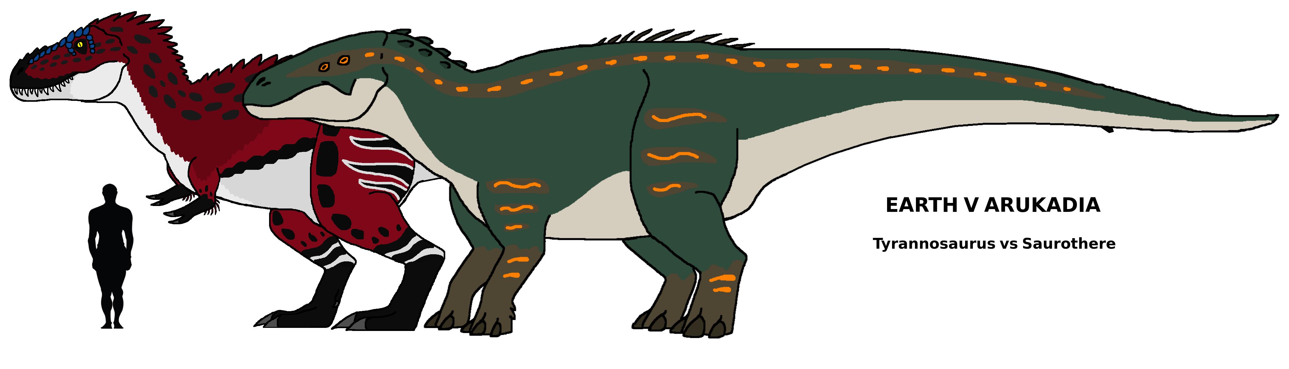 Tyrannosaurus Rex Vs Carnotaurus | www.pixshark.com ...
