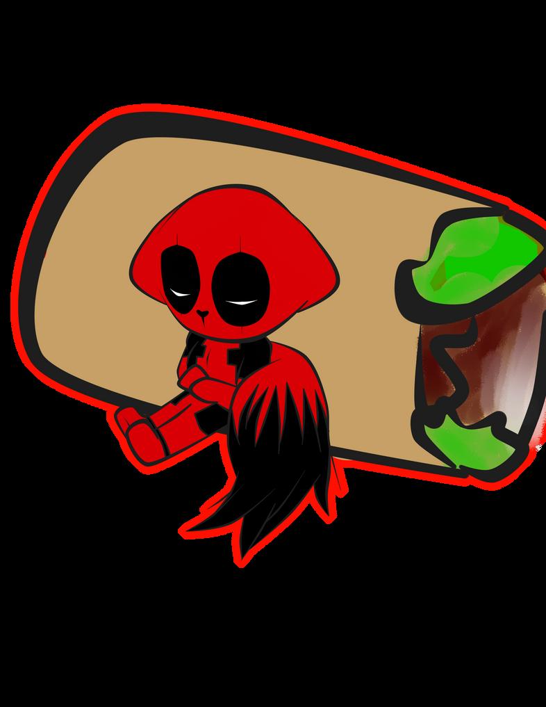 Deadpool Htf by Flipsy529