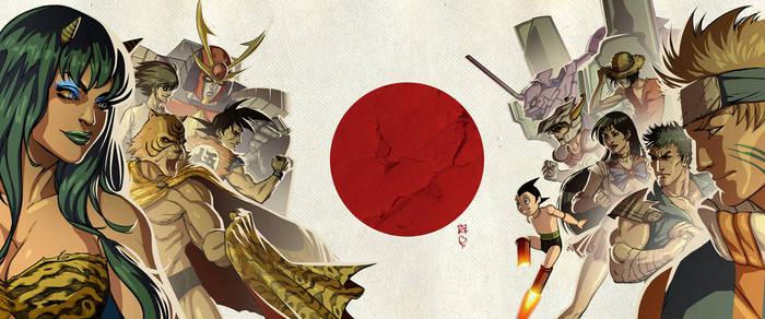 Japan Heroes