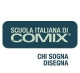 Logo Scuola Italiana di Comix by PeppebBox