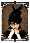 Steampunk Audrey