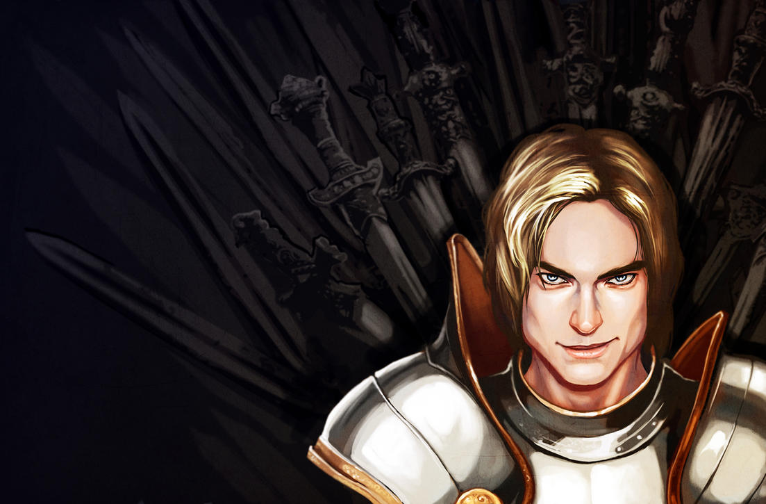 Jaime Lannister by IronMitten