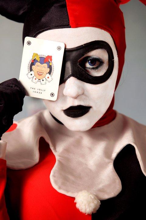 I'm Harley Quinn by GothicMary-Chan