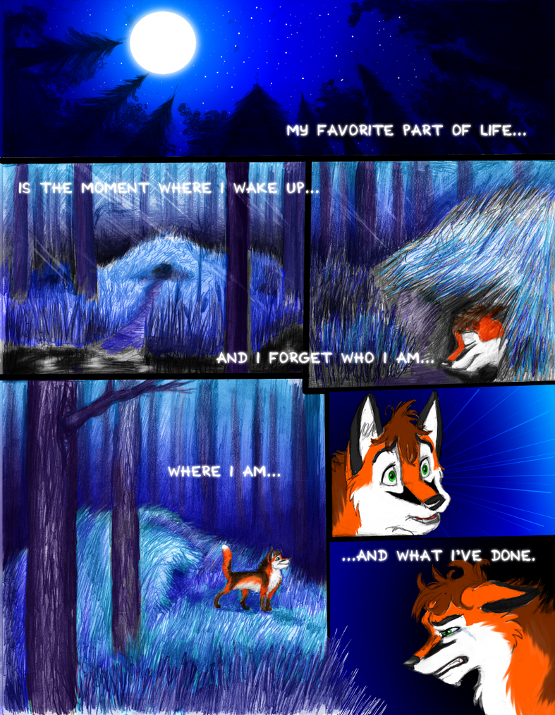 The Shadow Wolves - Page 1 by bingles