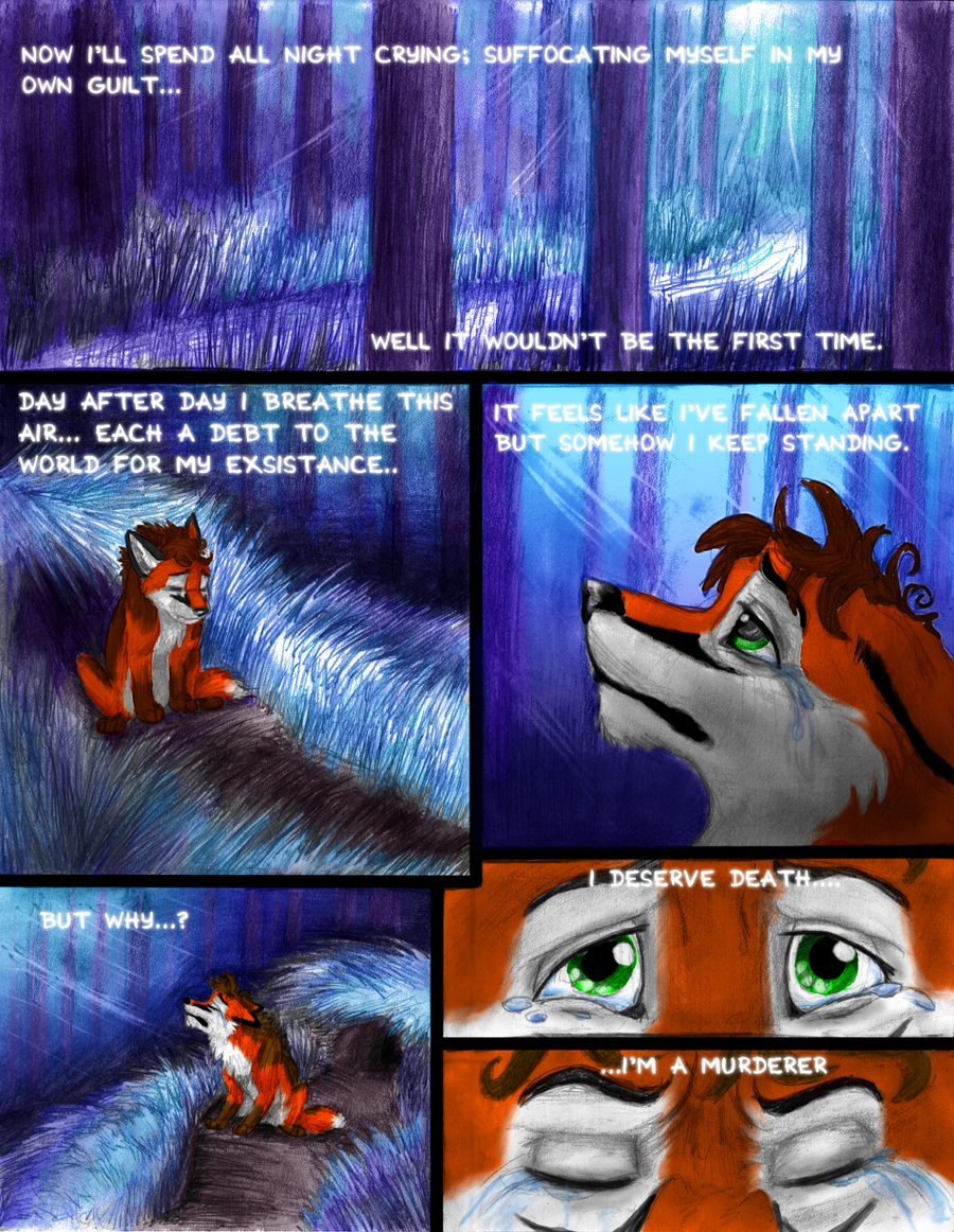 The Shadow Wolves - Page 2 by bingles