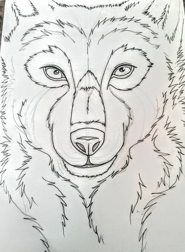 mr wolfy by bingles